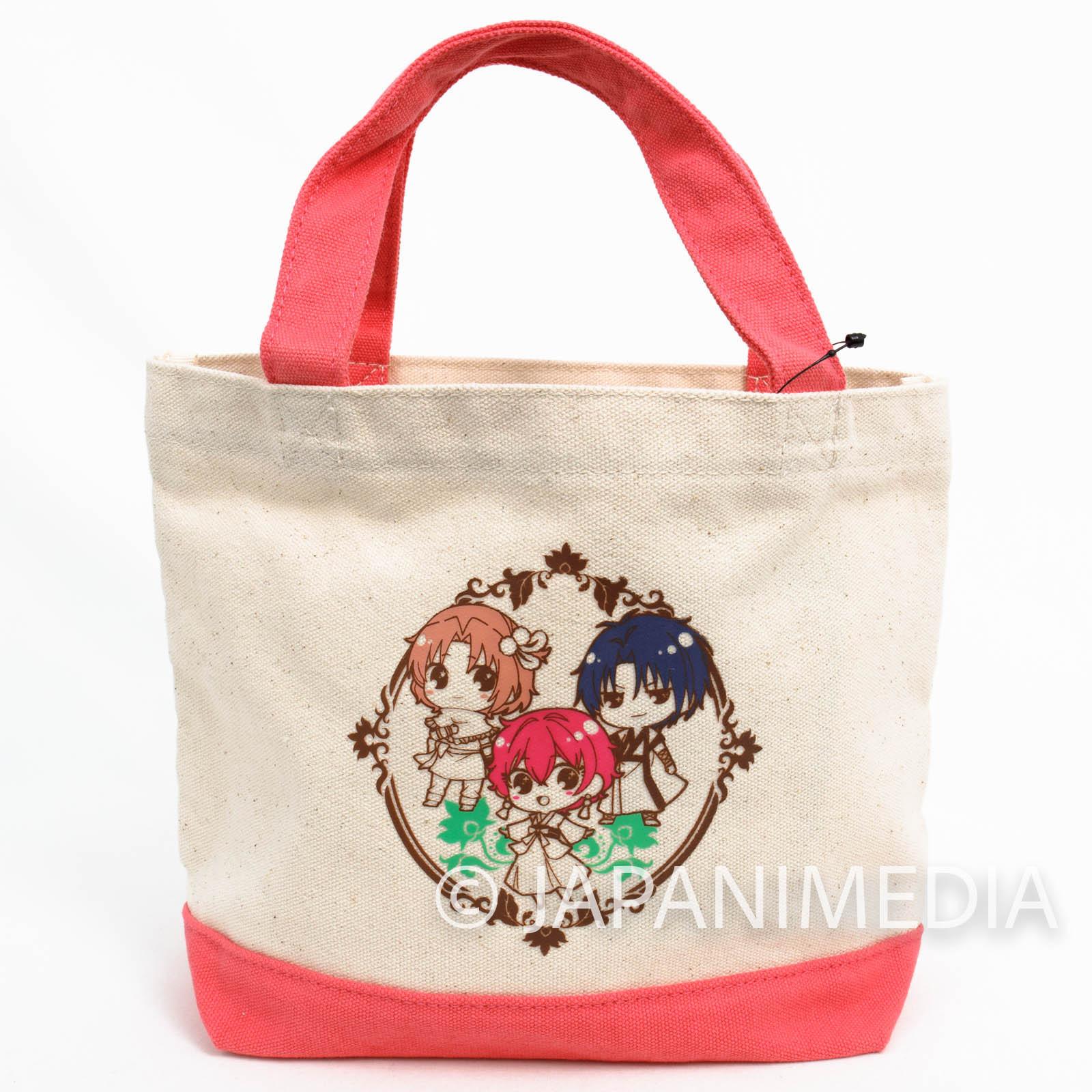 Yona of the Dawn Mini Tote bag [Yona | Haku | Yun] JAPAN MANGA