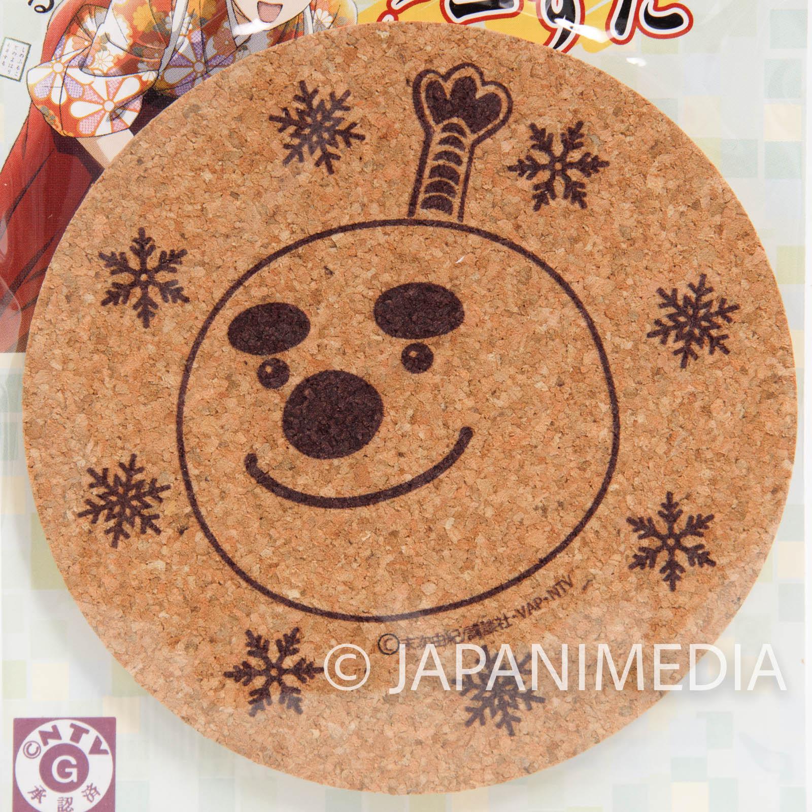 Chihayafuru Snowmaru Corkcoaster JAPAN ANIME