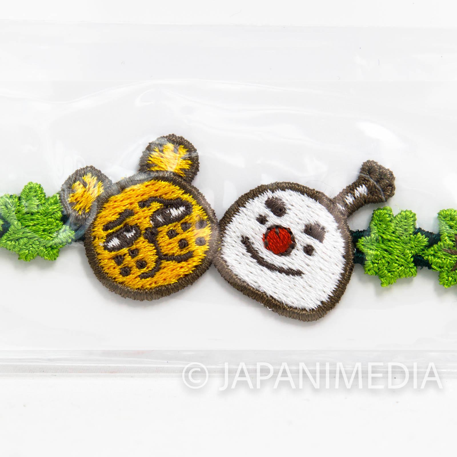 Chihayafuru Daddy Bear & Snowmaru Lace Bracelet JAPAN ANIME