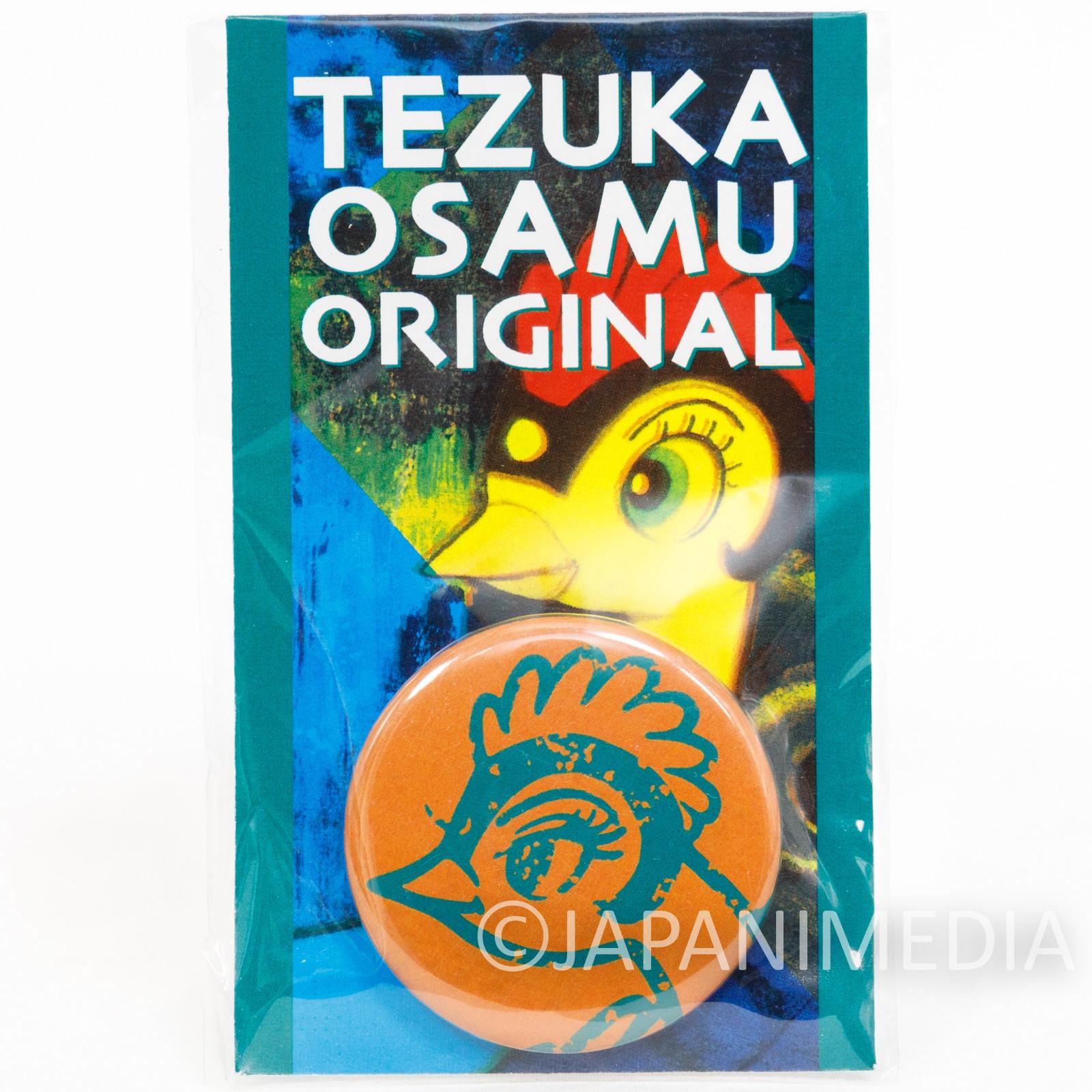 Osamu Tezuka Character Mini Button Badge Magnet Phoenix Hinotori JAPAN