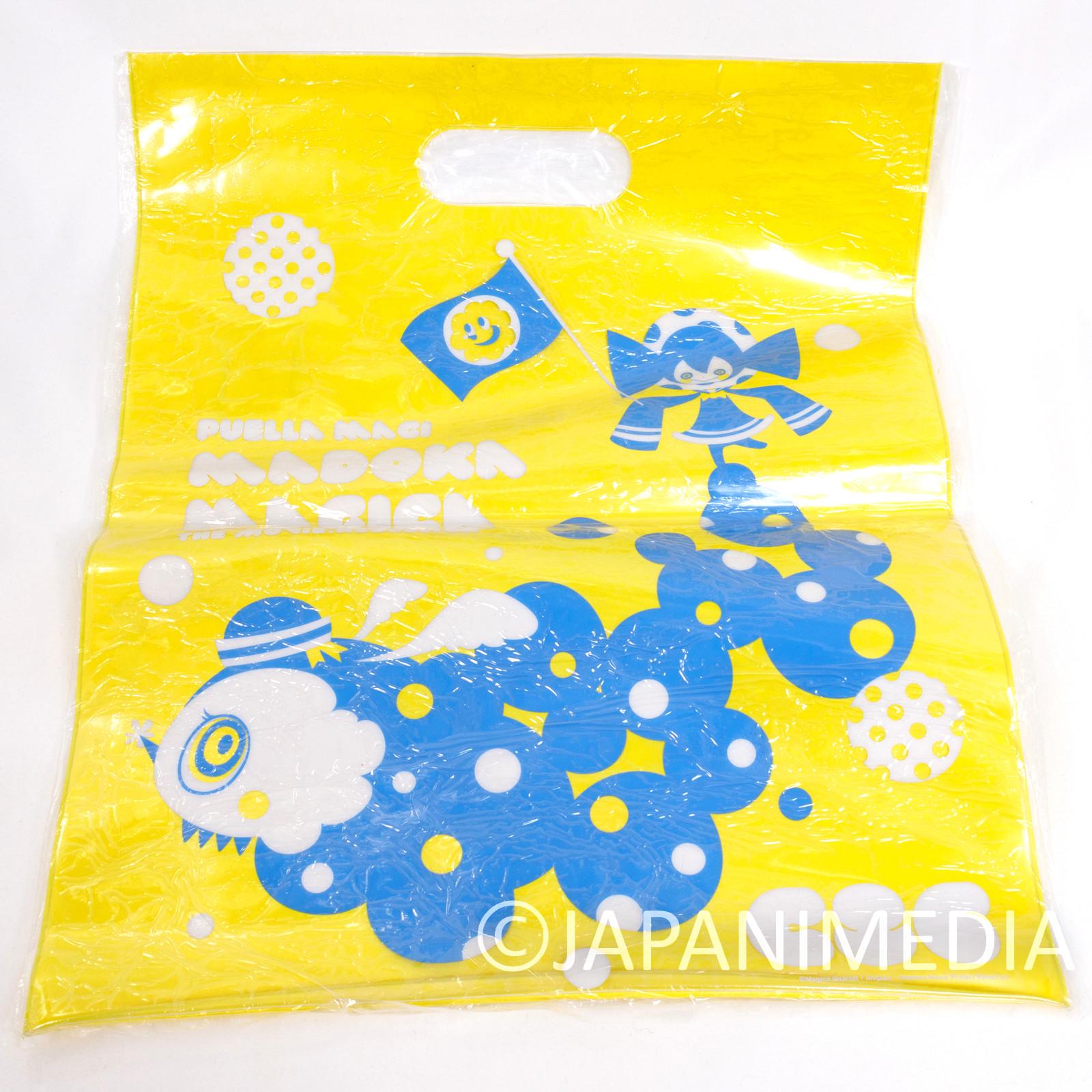 Puella Magi Madoka Magica Magiccraft Charlotte Bebe Vinyl Bag 18x15inch
