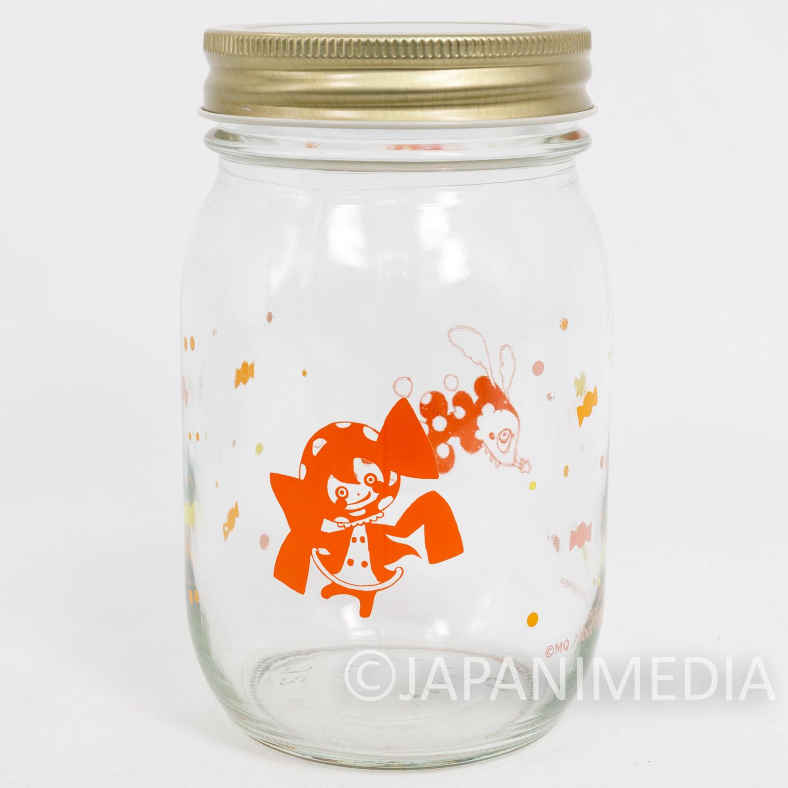 Puella Magi Madoka Magica Magiccraft Charlotte Glass Bottle Banpresto JAPAN
