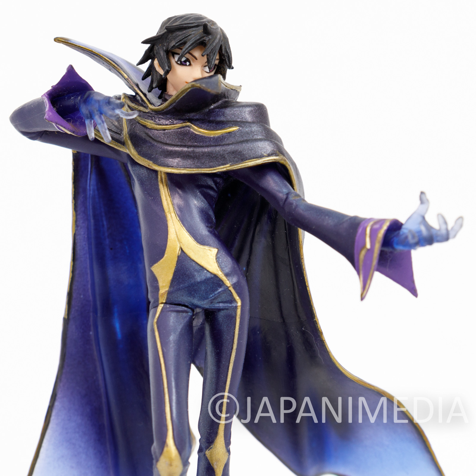 """Code Geass R2 Lelouch Lamperouge ZERO Figure """"5 Another Color JAPAN ANIME MANGA"""