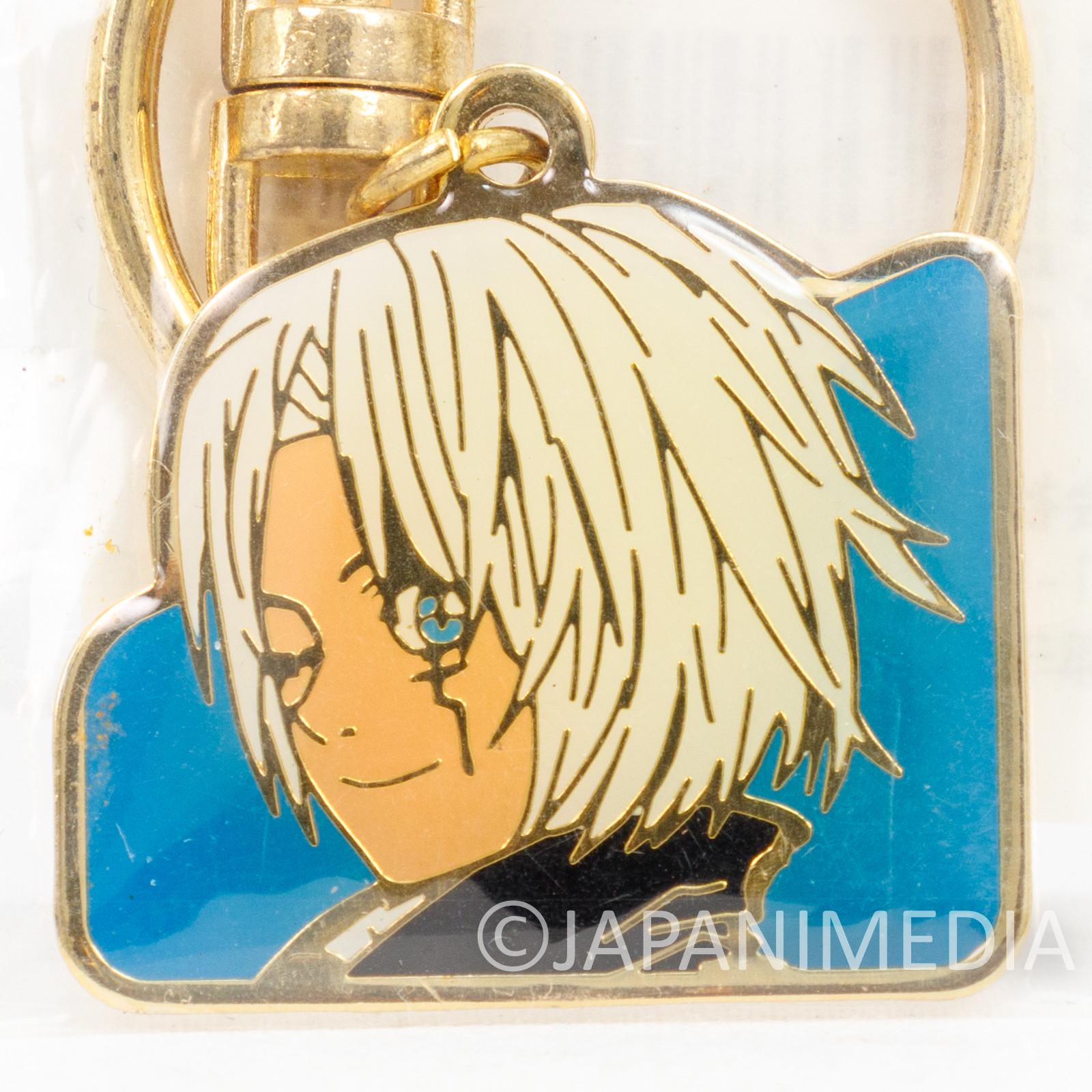 D.Gray-man Allen Walker Metal Mascot Keychain Weekly Jump JAPAN ANIME MANGA