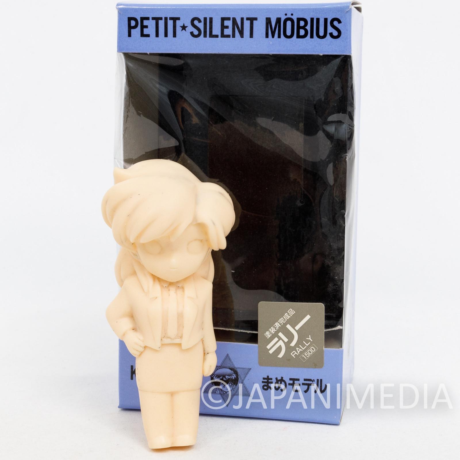 Silent Mobius Rally Cheyenne Petit Resin Cast Model Kit Figure Kaiyodo JAPAN