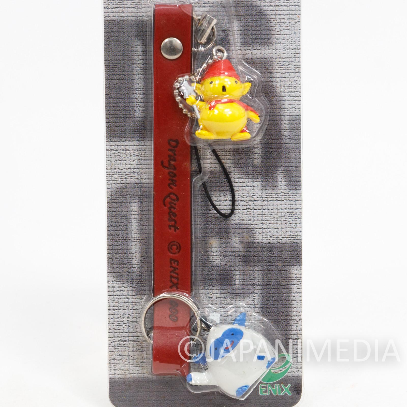Dragon Quest Conkjurer & Watabou Figure Strap Enix JAPAN WARRIOR