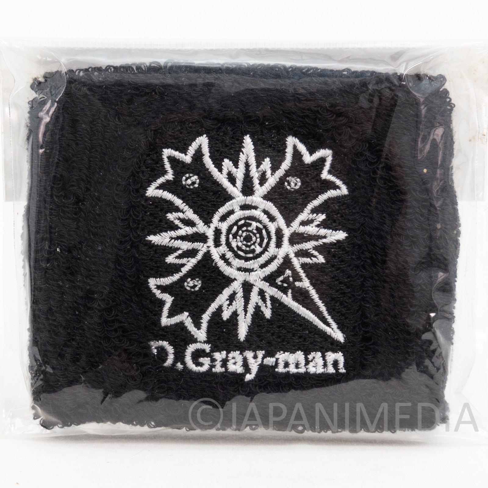 D.Gray-man Black Order Rose Cross Wristband Shueisha JAPAN