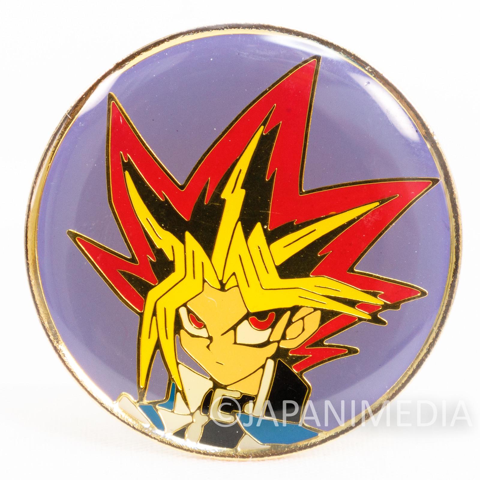 Yu-Gi-Oh! Yugi Muto Metal Pins Shonen Jump JAPAN ANIME