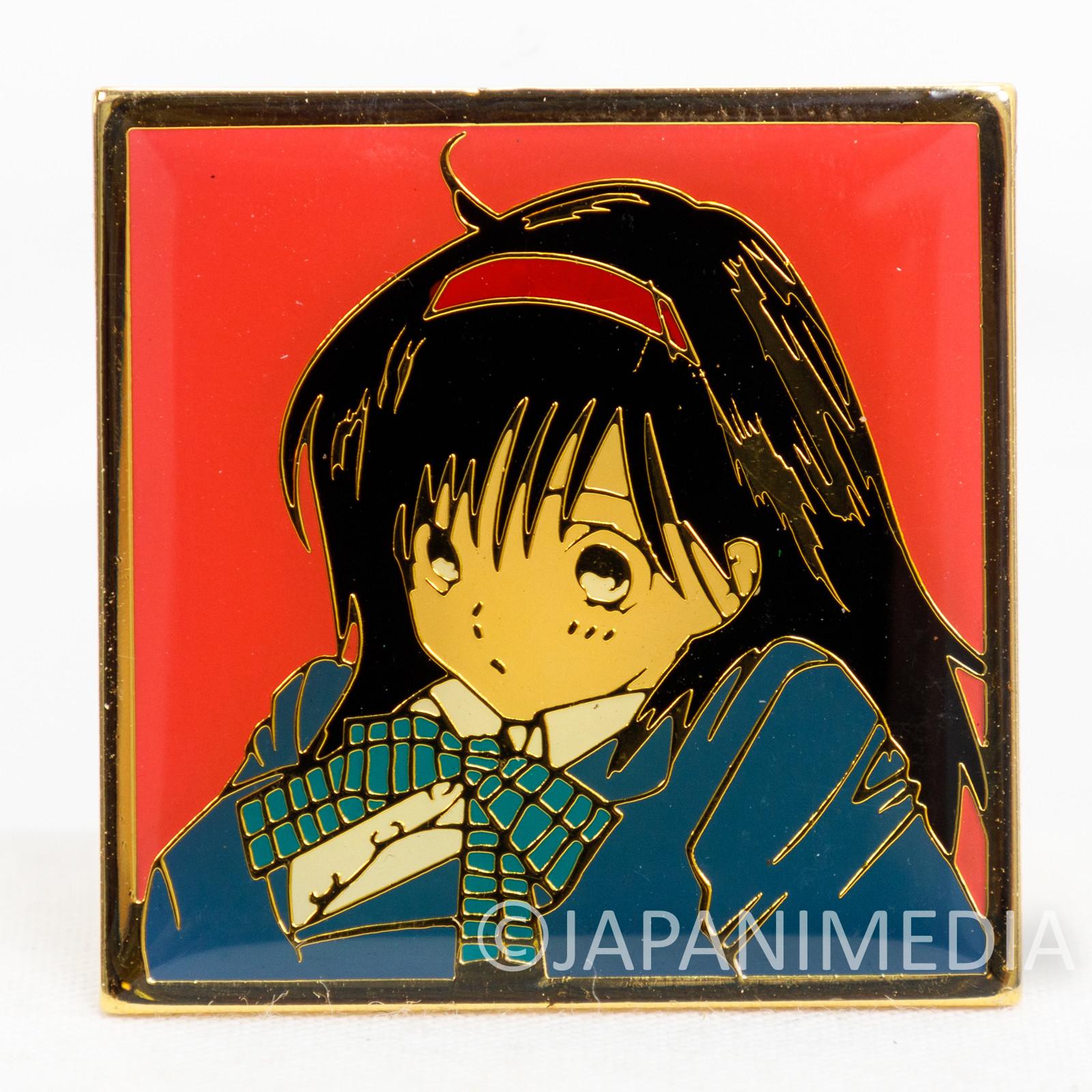 Ichigo 100% Aya Tojo Metal Pins Shonen Jump JAPAN ANIME