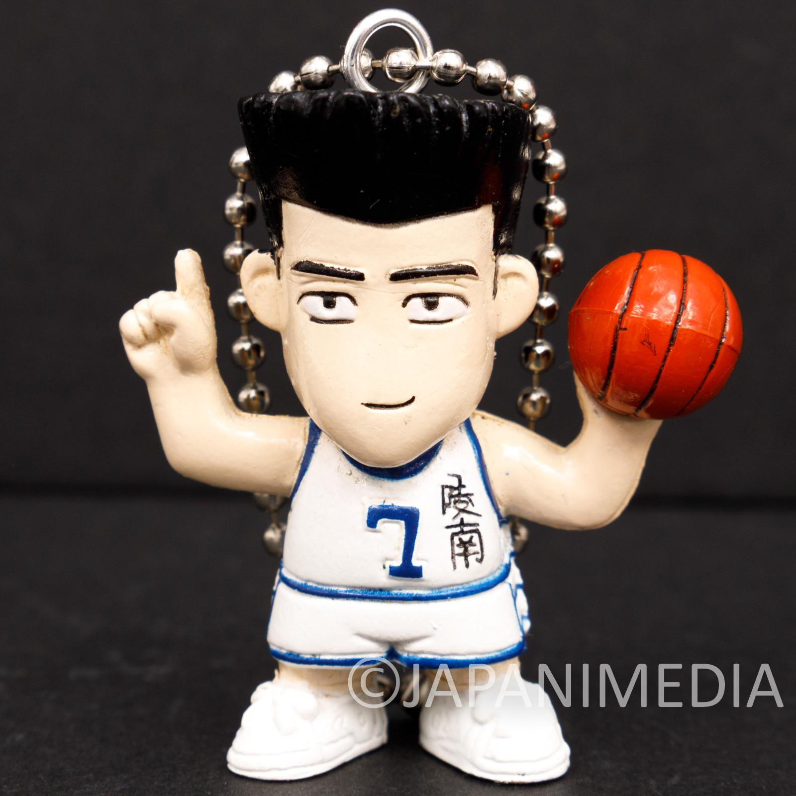 Slam Dunk Akira Sendoh Figure Ballchain JAPAN ANIME JUMP