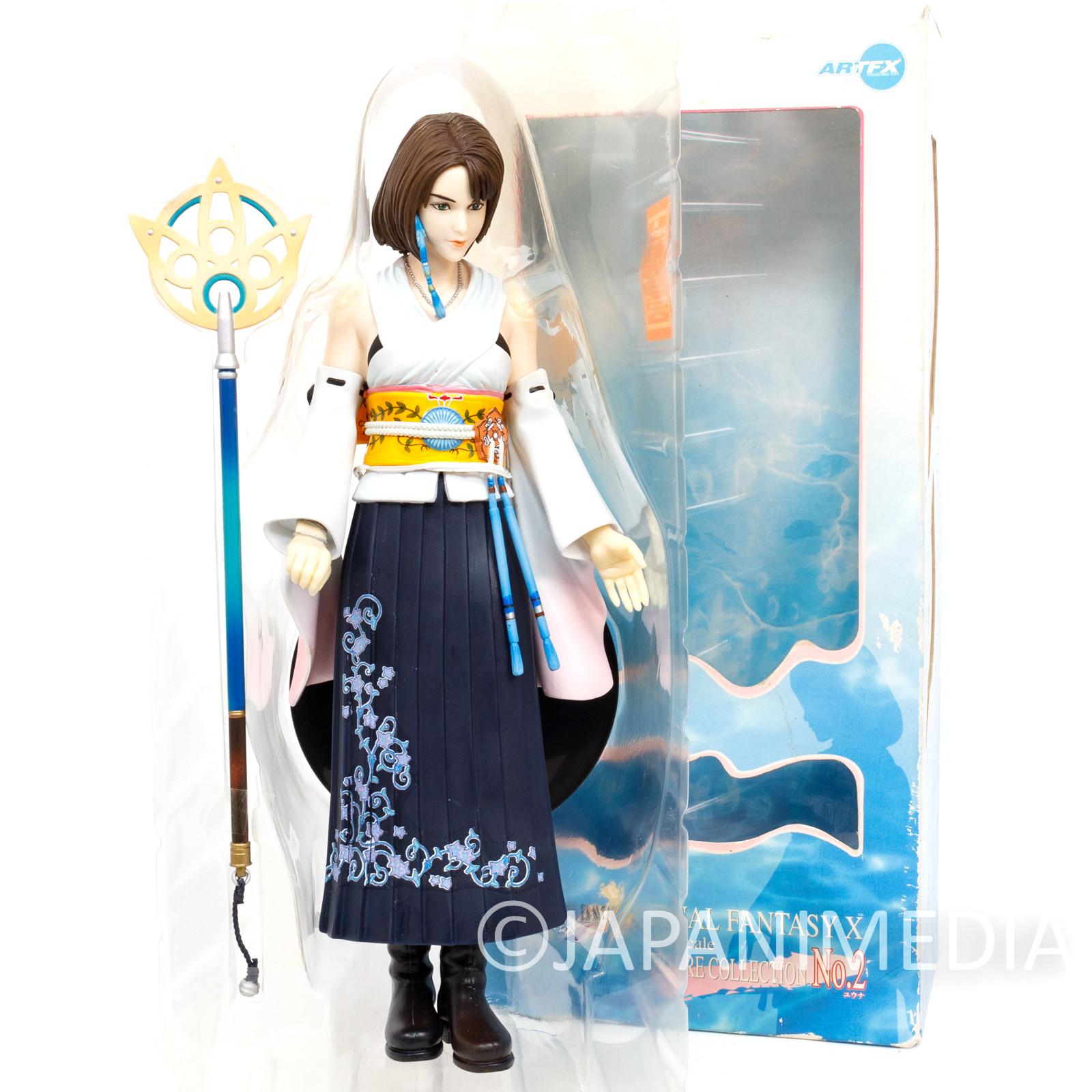 Final Fantasy X Yuna 1/6 Figure ARTFX Kotobukiya JAPAN SQUARE ENIX