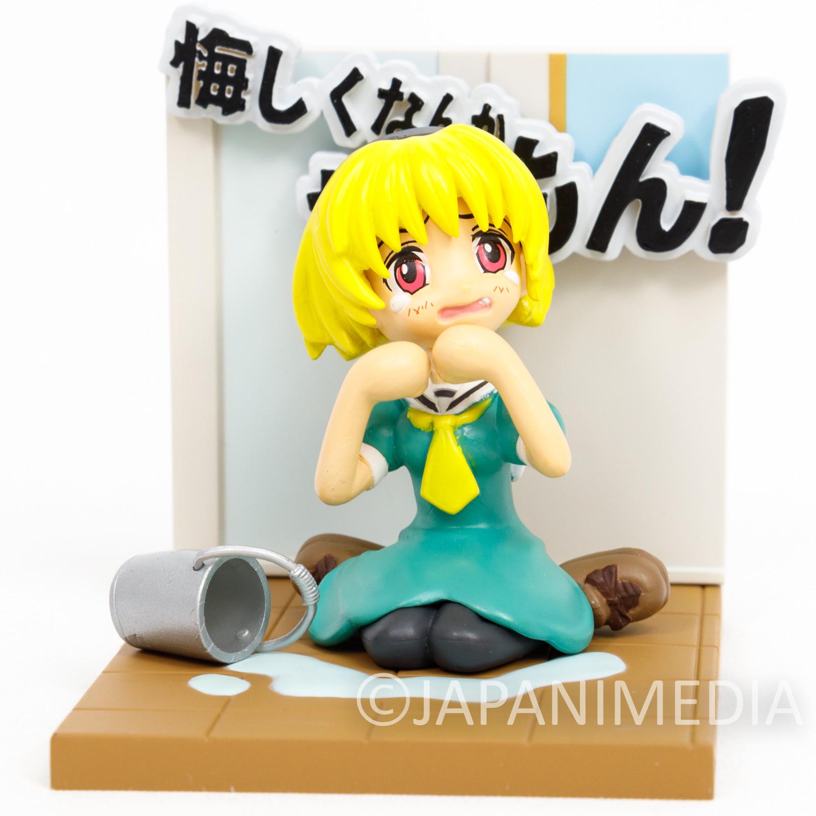 When They Cry Satoko Hojo Miniature Diorama Figure