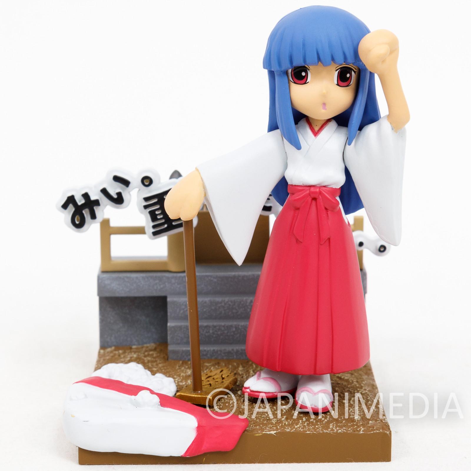 When They Cry Higurashi no Nakukoroni Rika Furude Miniature Diorama Figure