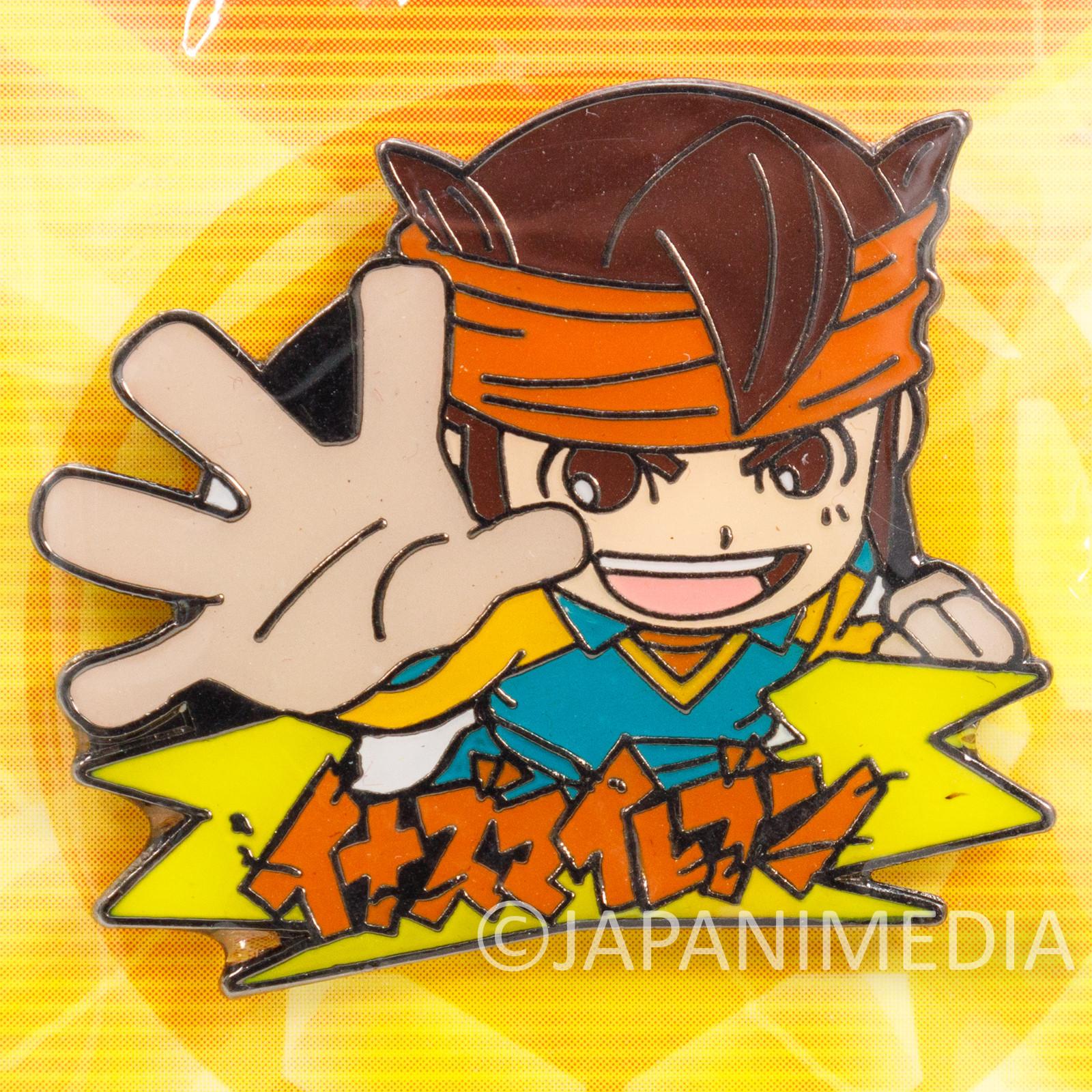 Inazuma Eleven Endou Mamoru Metal Pins JAPAN ANIME MANGA