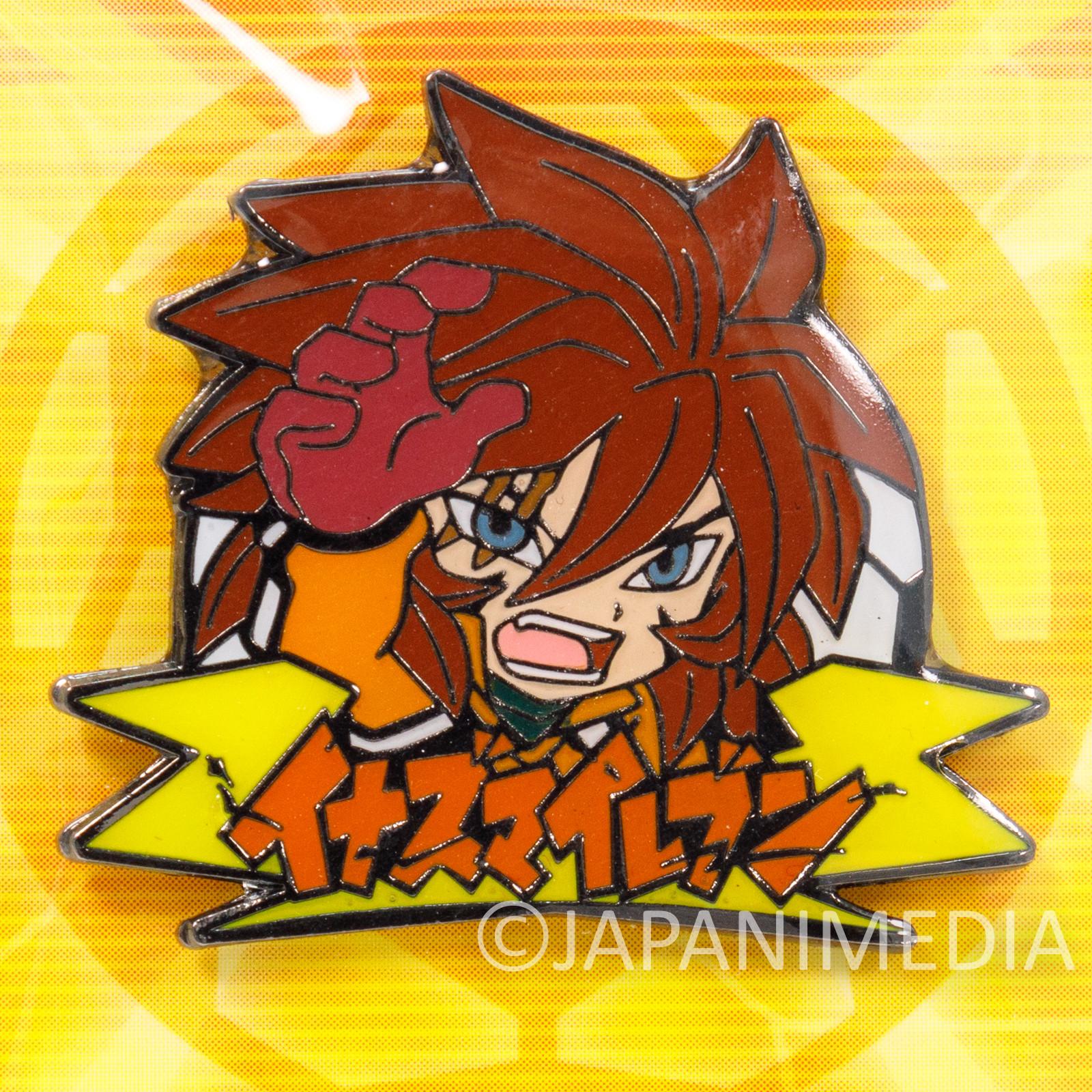 Inazuma Eleven Genda Koujirou Metal Pins JAPAN ANIME MANGA