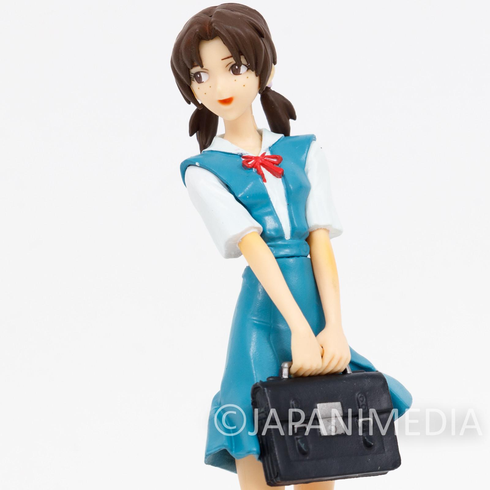 Evangelion Hikari Horaki Portraits Figure Series 3 BANDAI JAPAN