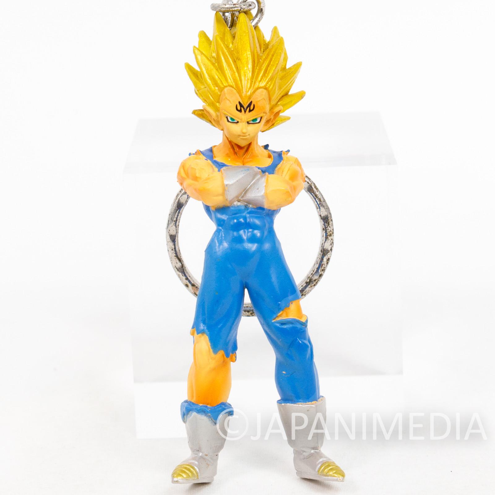 Dragon Ball Z Majin Vegeta Figure Key Chain Holder JAPAN ANIME MANGA