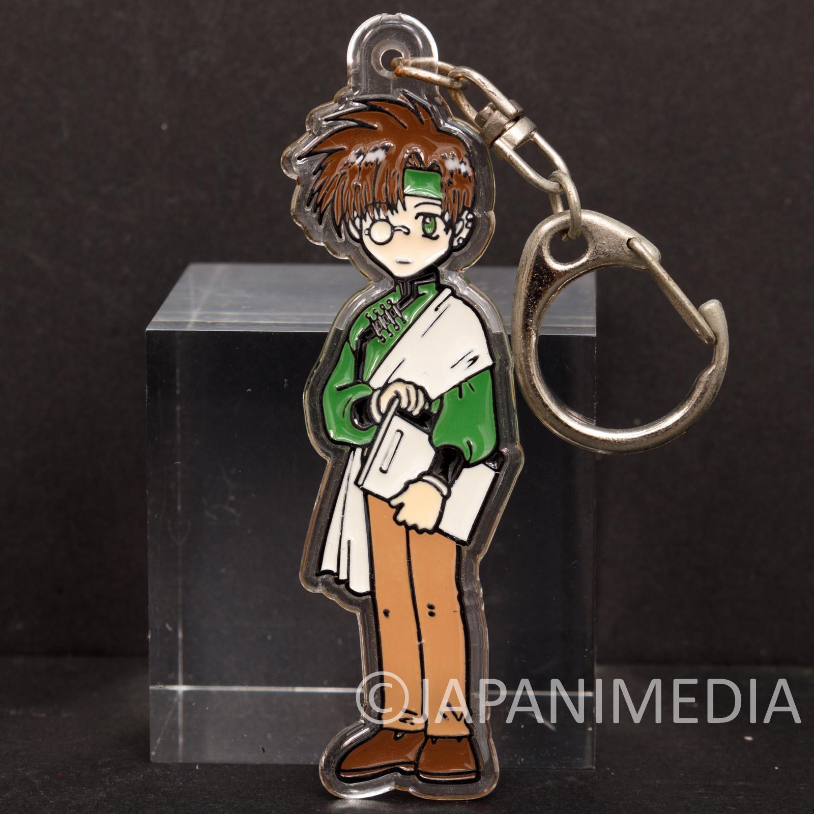 SAIYUKI Cho Hakkai Acrylic Mascot Keychain Movic Kazuya Minekura JAPAN