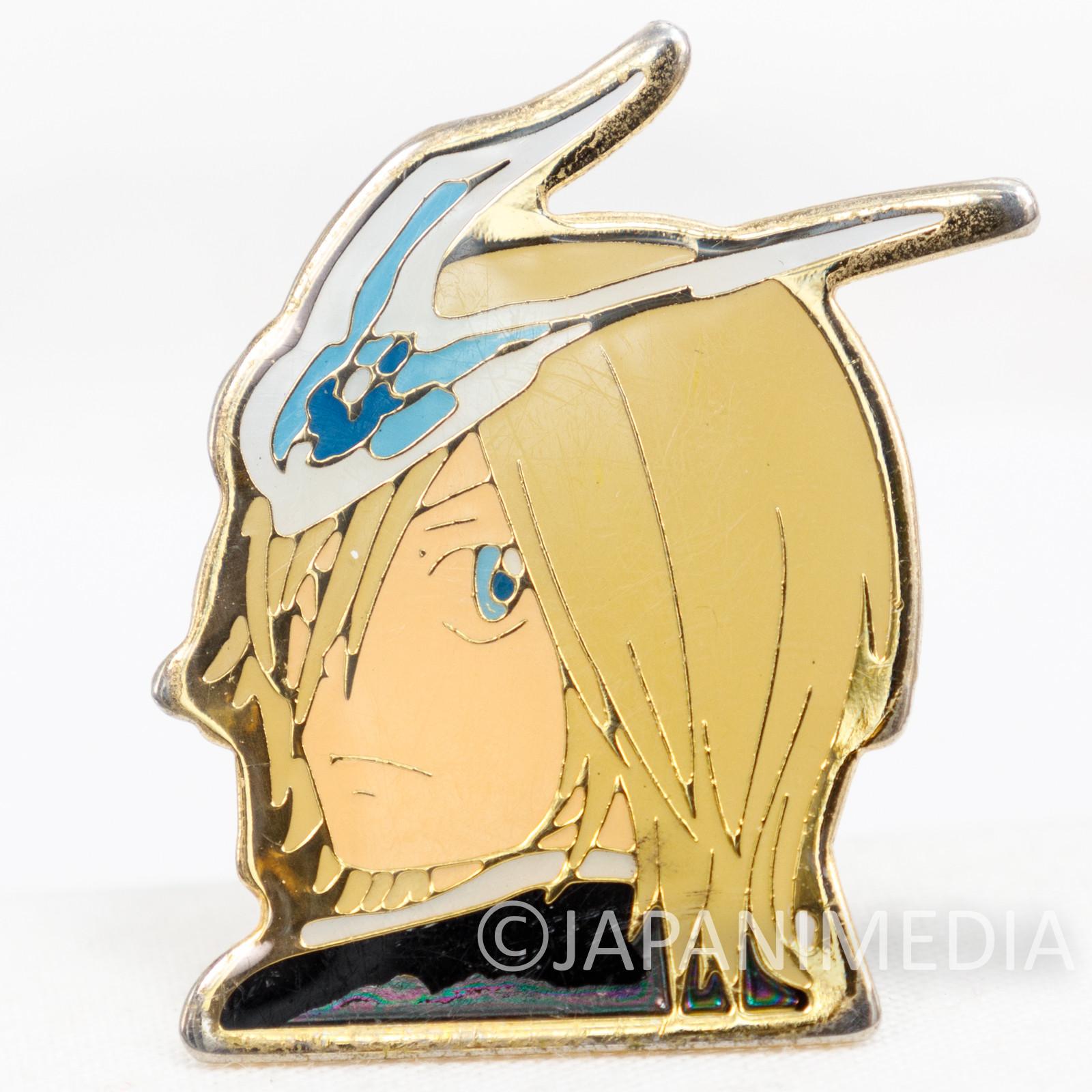 Katekyo Hitman REBORN! Basil Basilicum Metal Pins JAPAN ANIME WEEKLY JUMP 2