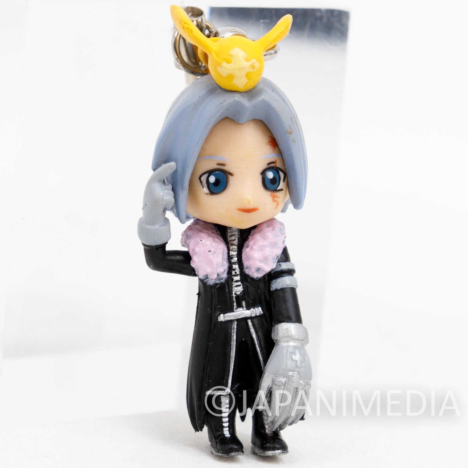 D.Gray-Man Allen Walker Mascot Figure Strap JAPAN ANIME