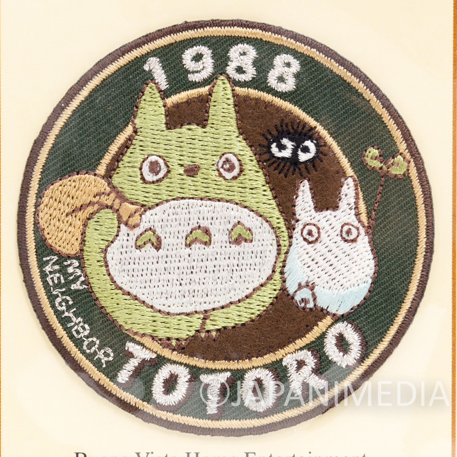 My Neighbor Totoro Emblem Badge Wappen Ghibli JAPAN ANIME