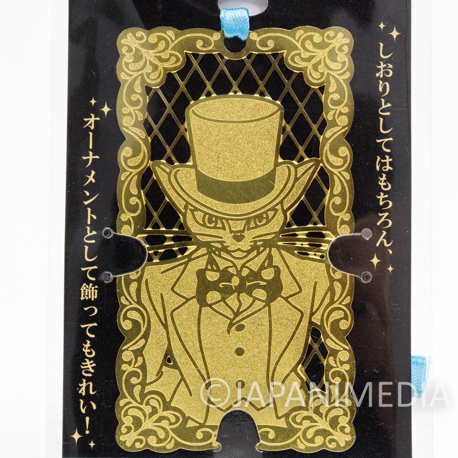 Whisper of the Heart Cat Baron Metal bookmark Ghibli JAPAN ANIME