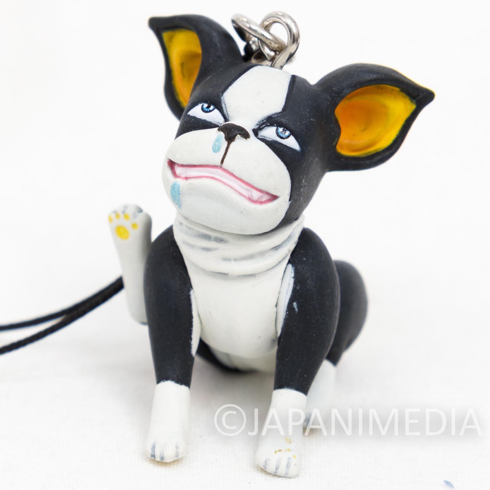 JoJo's Bizarre Adventure IGGY Figure Super Strap Collection ver. C JAPAN ANIME