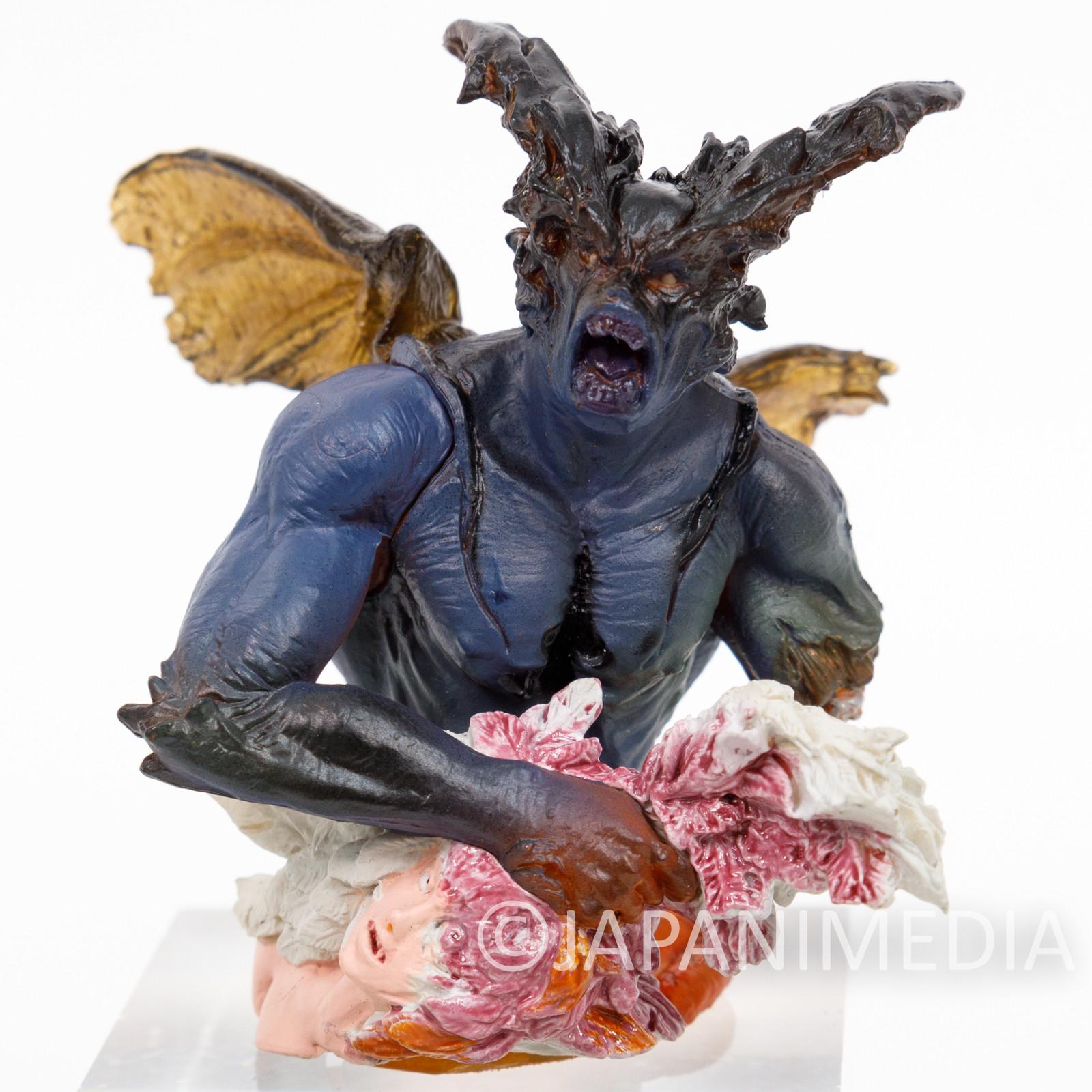 Devilman Art Collection Bust Figure Series Kenji Ando JAPAN ANIME NAGAI GO