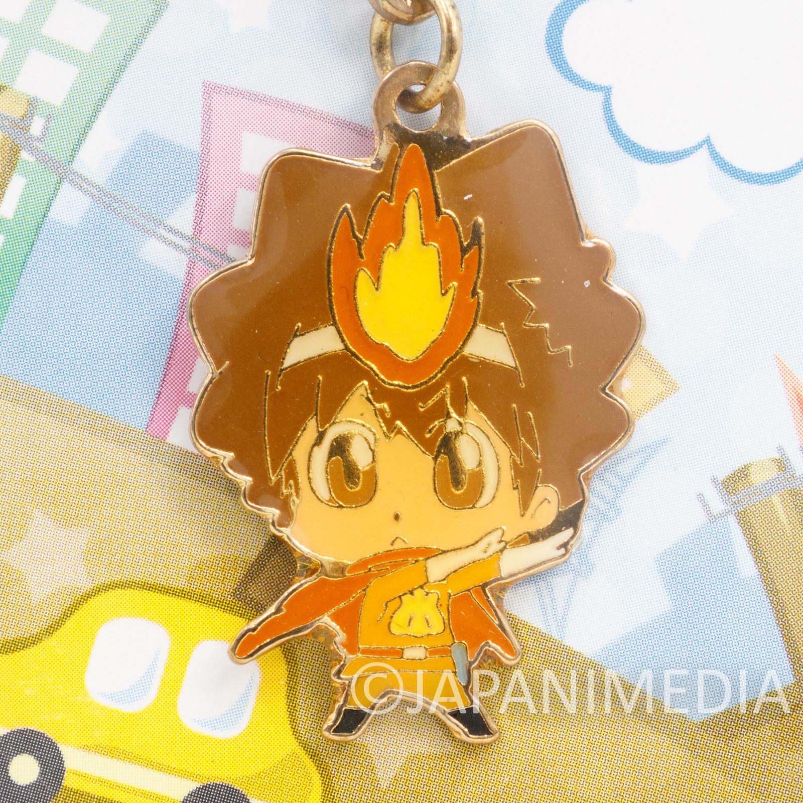 Katekyo Hitman REBORN! Tsunayoshi Sawada Metal Mascot JAPAN ANIME WEEKLY JUMP