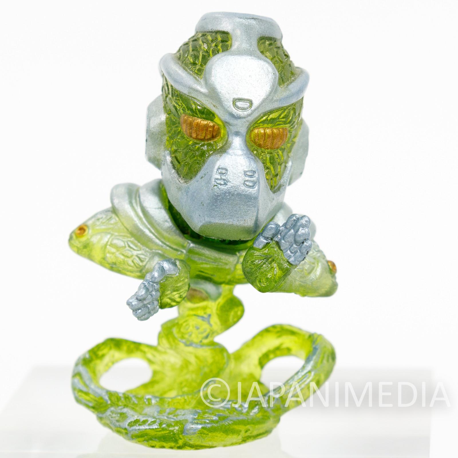 RARE JoJo's Bizarre Adventure Hierophant Green Small Figure Chara Heroes