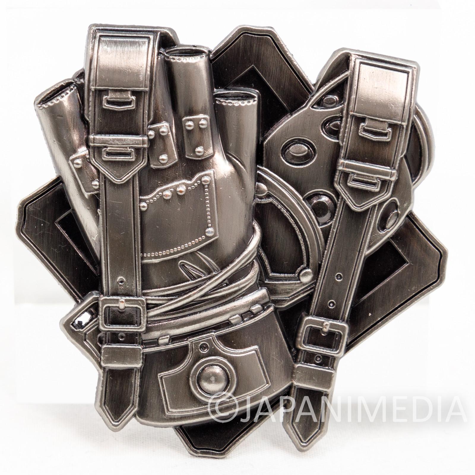 Final Fantasy VII Tifa Lockhart Gloves Metal Pins Badge SQUARE ENIX