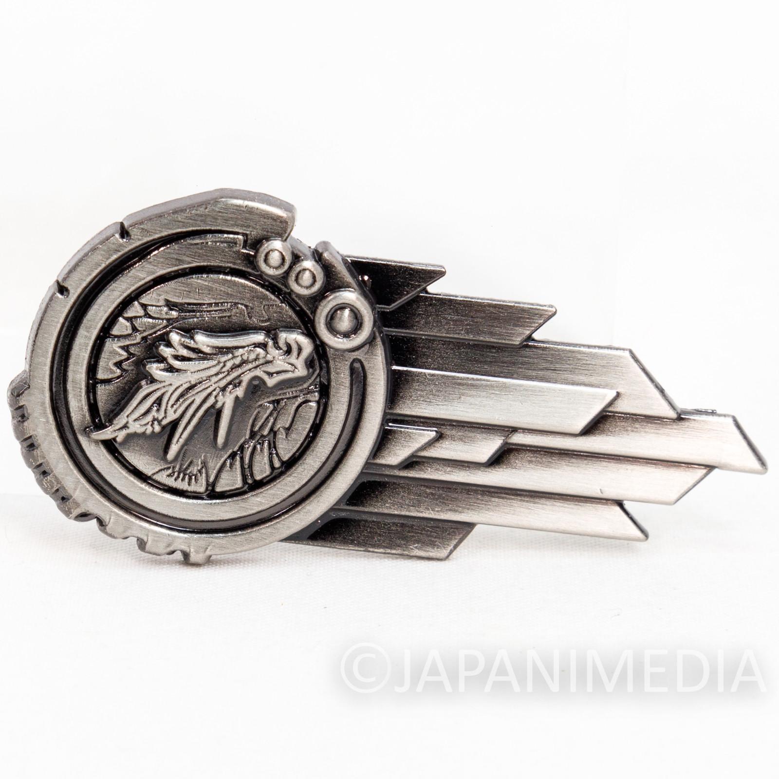 Final Fantasy VII Materia Metal Pins Badge SQUARE ENIX