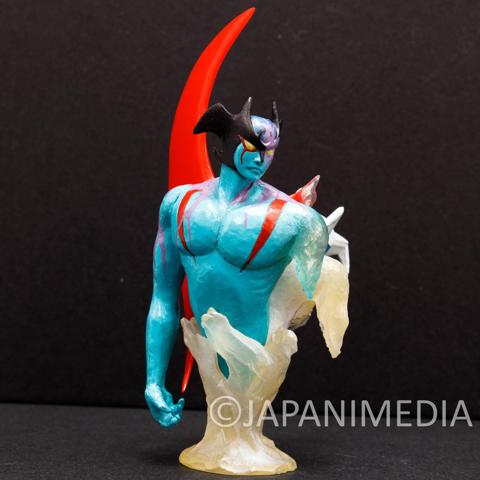 Devilman Art Collection Bust Figure Series Toru Saegusa JAPAN ANIME NAGAI GO
