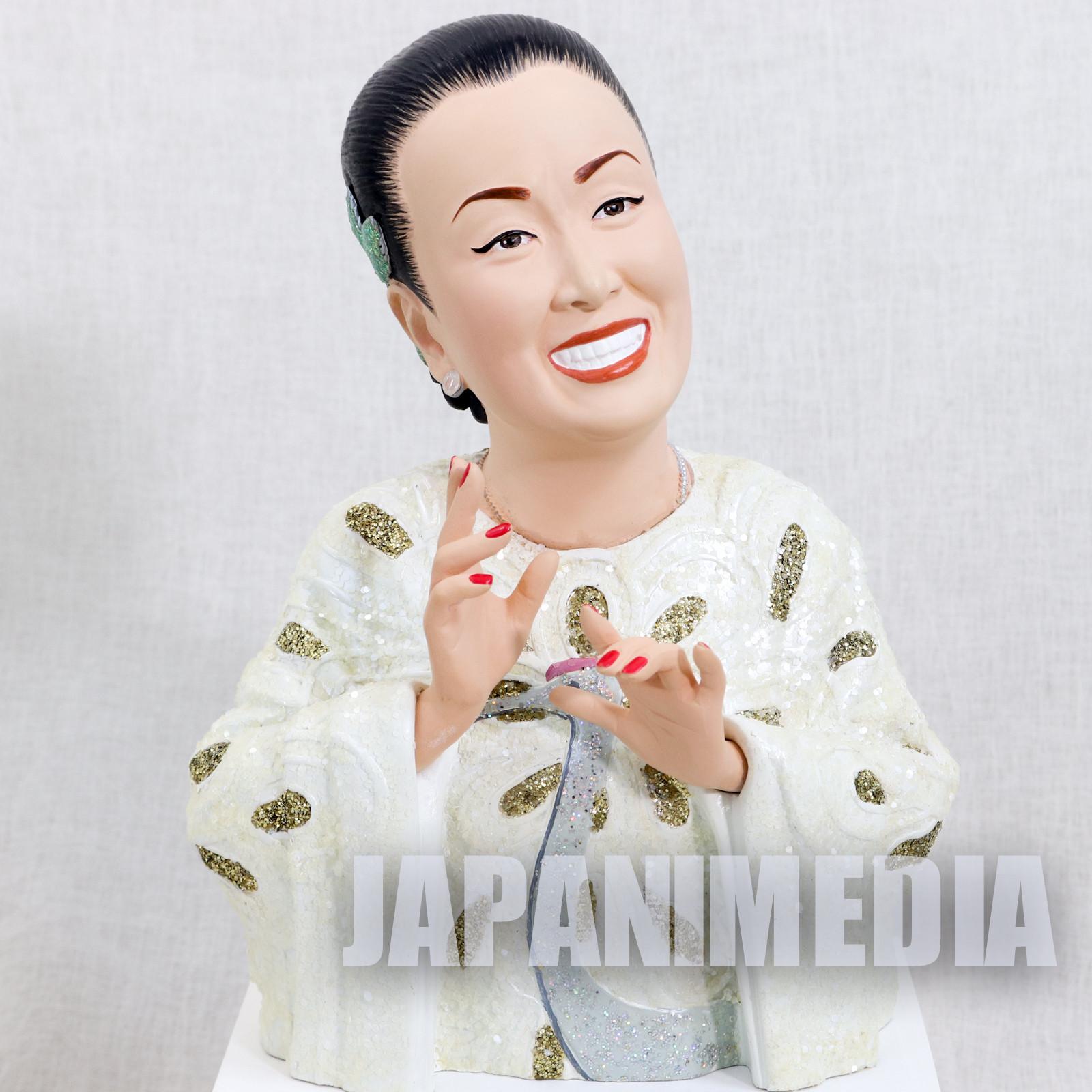 Hibari Misora Polystone Figure JAPAN SINGER ENKA