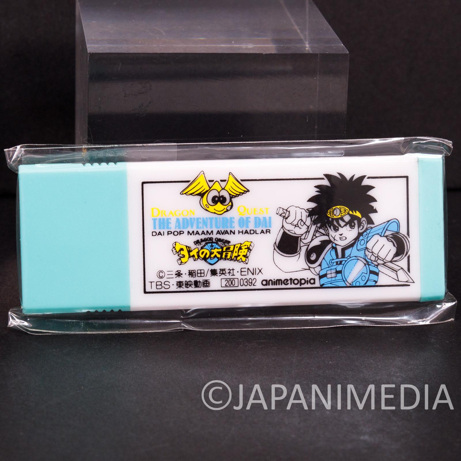 Dragon Quest: The Adventure of Dai Mechanical Pencil Lead JAPAN ANIME MANGA
