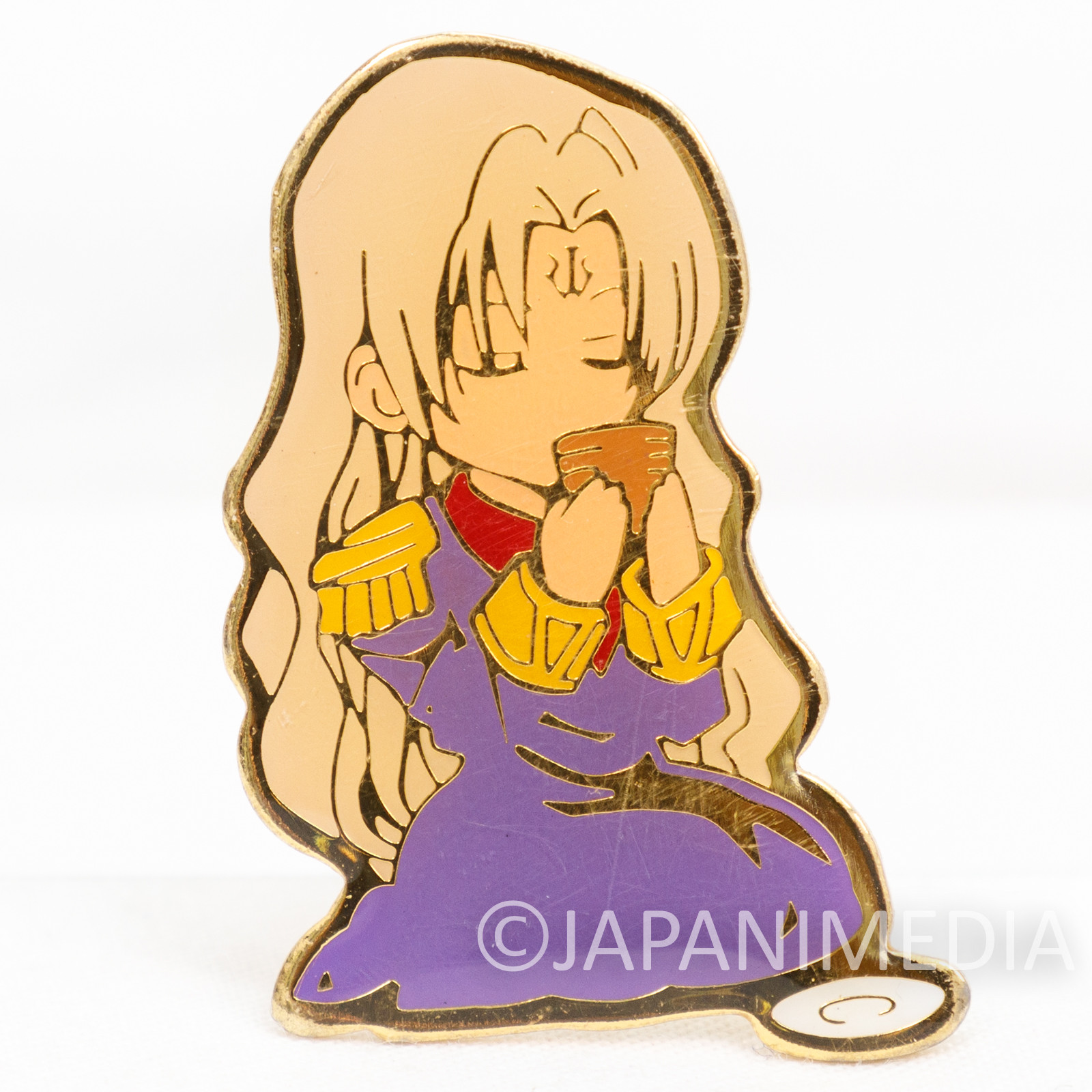Black Cat Sephiria Arks Character Pins JAPAN ANIME MANGA SHONEN JUMP