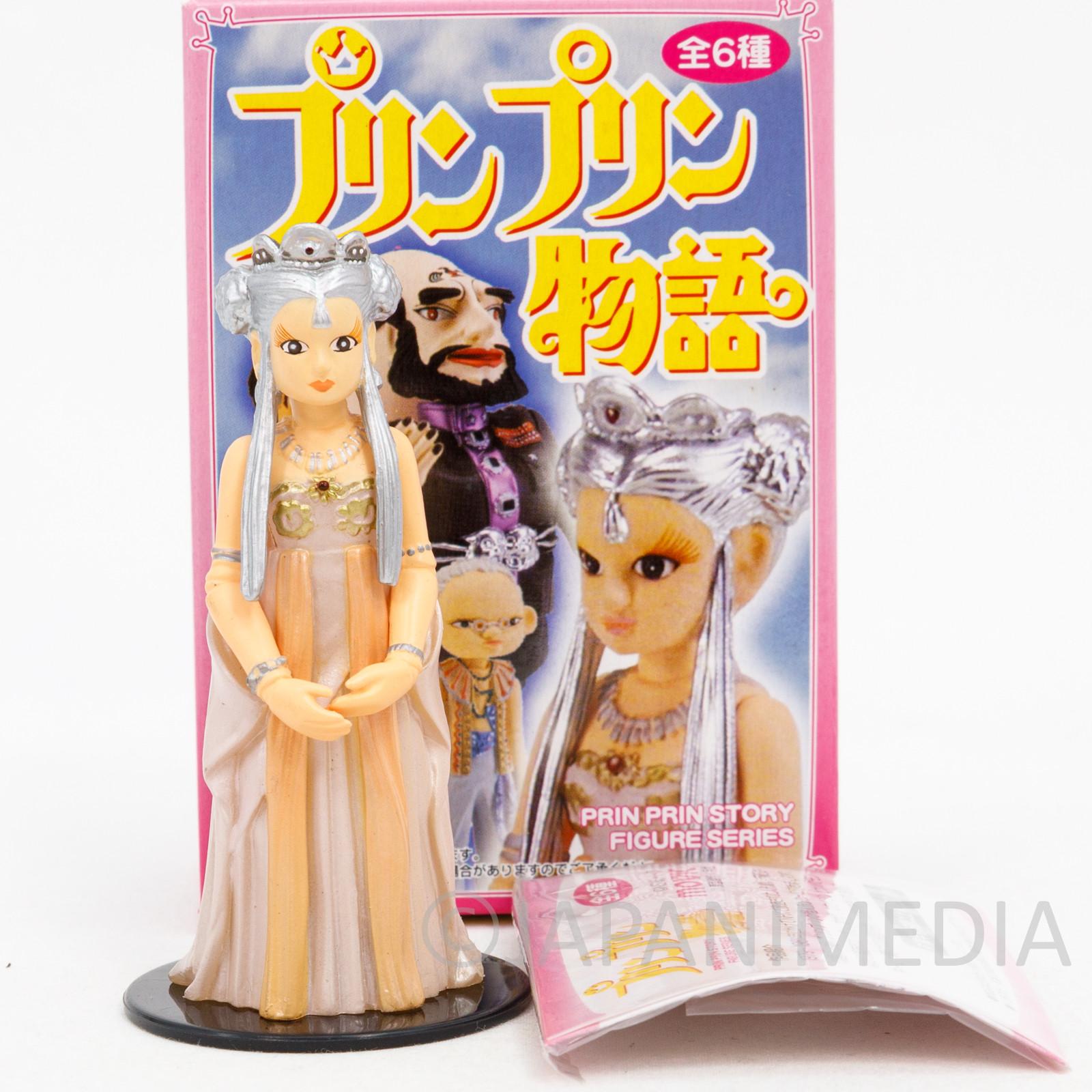 Purin Purin Monogatari Purin Purin Figure Puppet Show NHK TV JAPAN ANIME