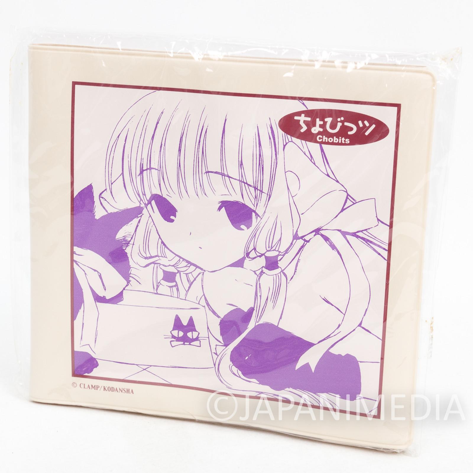 Chobits Cat Chii MO Disk Case Holder CLAMP JAPAN ANIME MANGA
