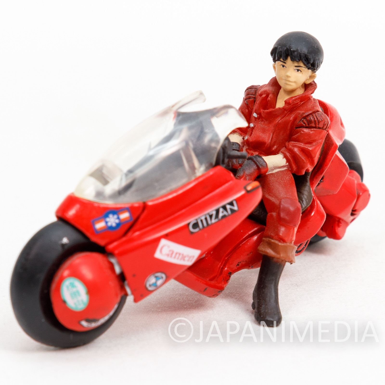 AKIRA Kaneda's Bike Miniature Figure Otomo Katsuhiro JAPAN ANIME