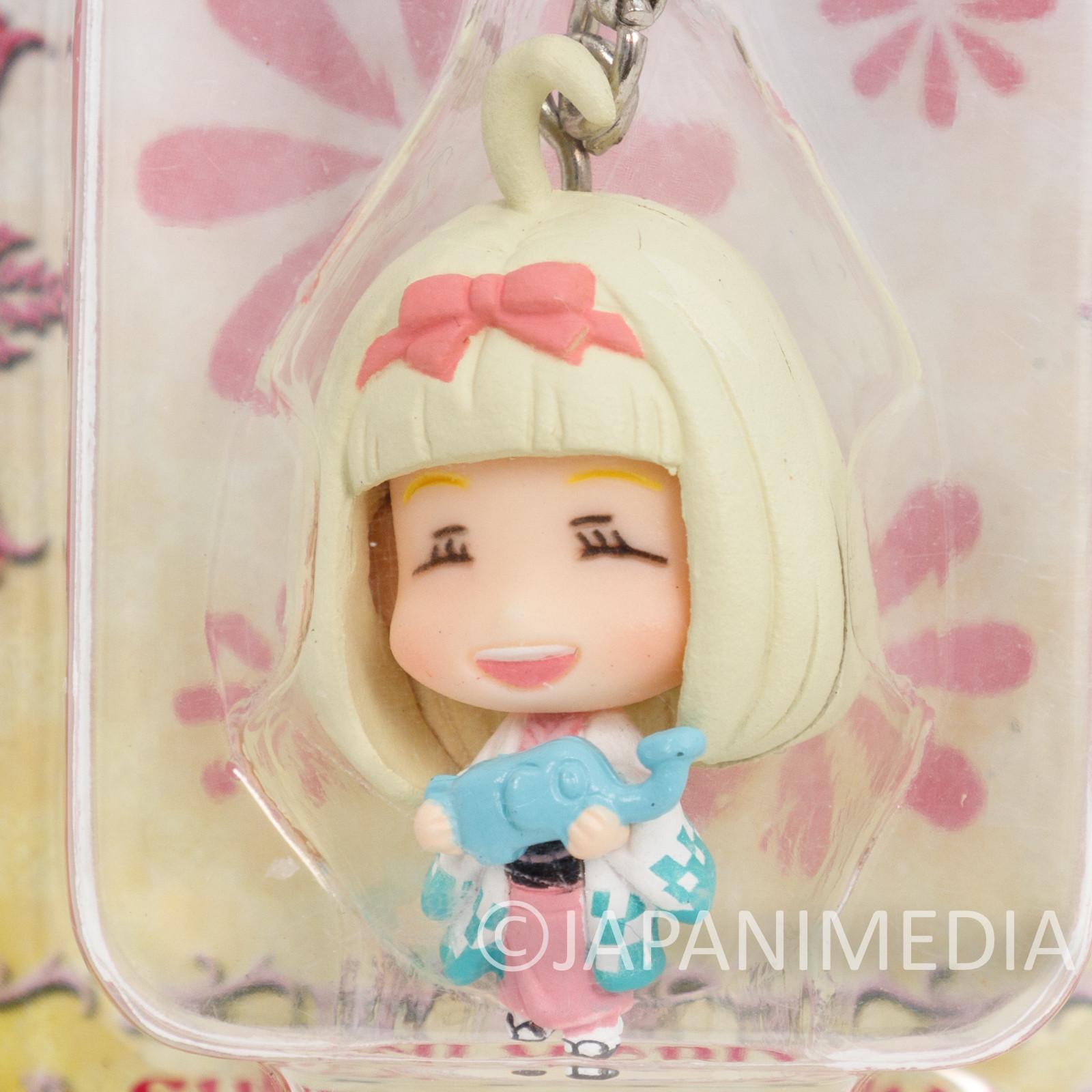 Blue Exorcist Shiemi Moriyama Chara Fortune Mini Figure JAPAN ANIME MANGA