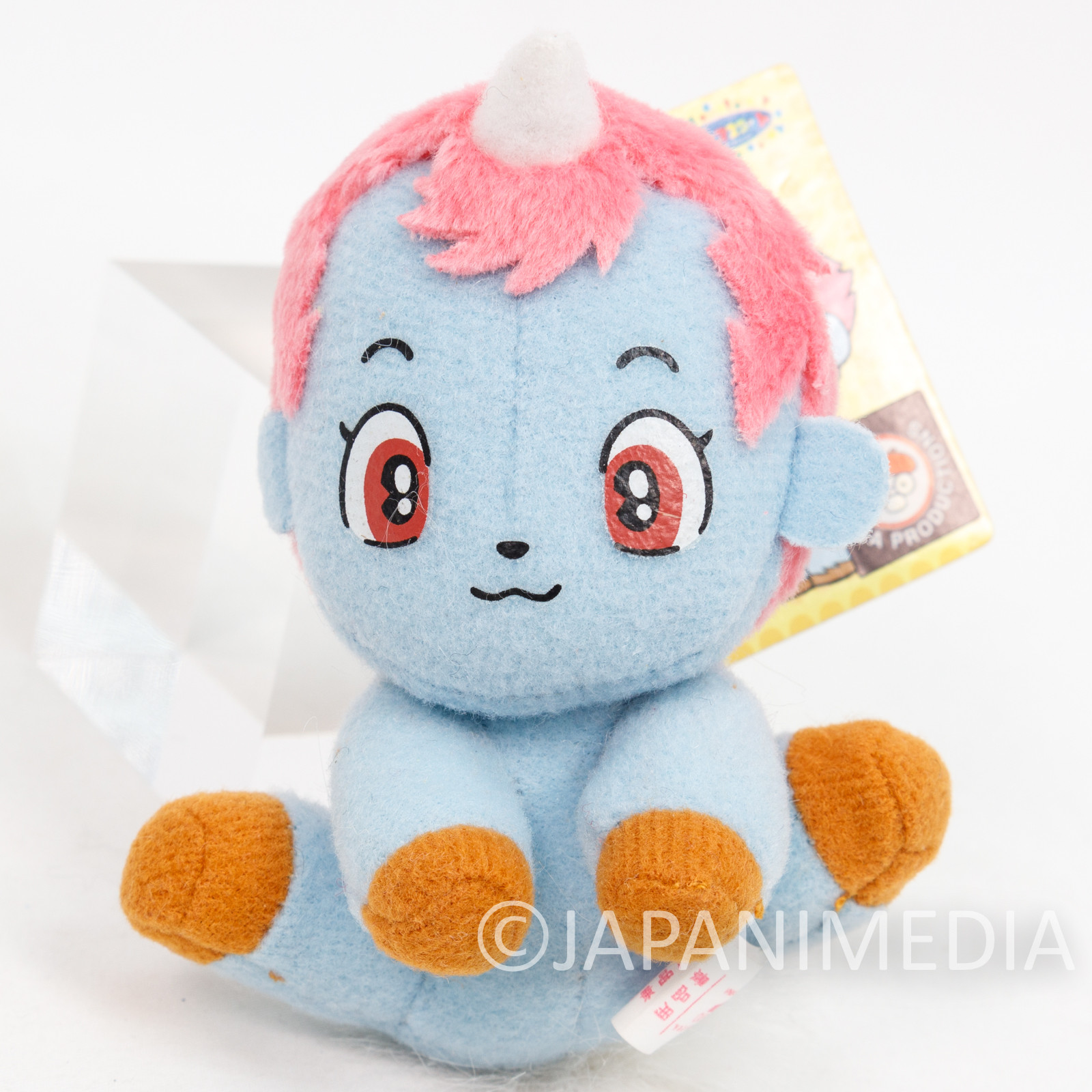 UNICO Mini Plush Doll Keychain Tezuka Osamu Banpresto JAPAN ANIME