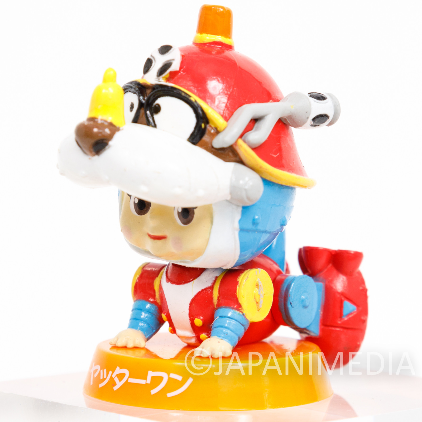 Yatterman Yatterwan x Kewsion Kewpie Figure Tatsunoko Pro Toyfull JAPAN ANIME