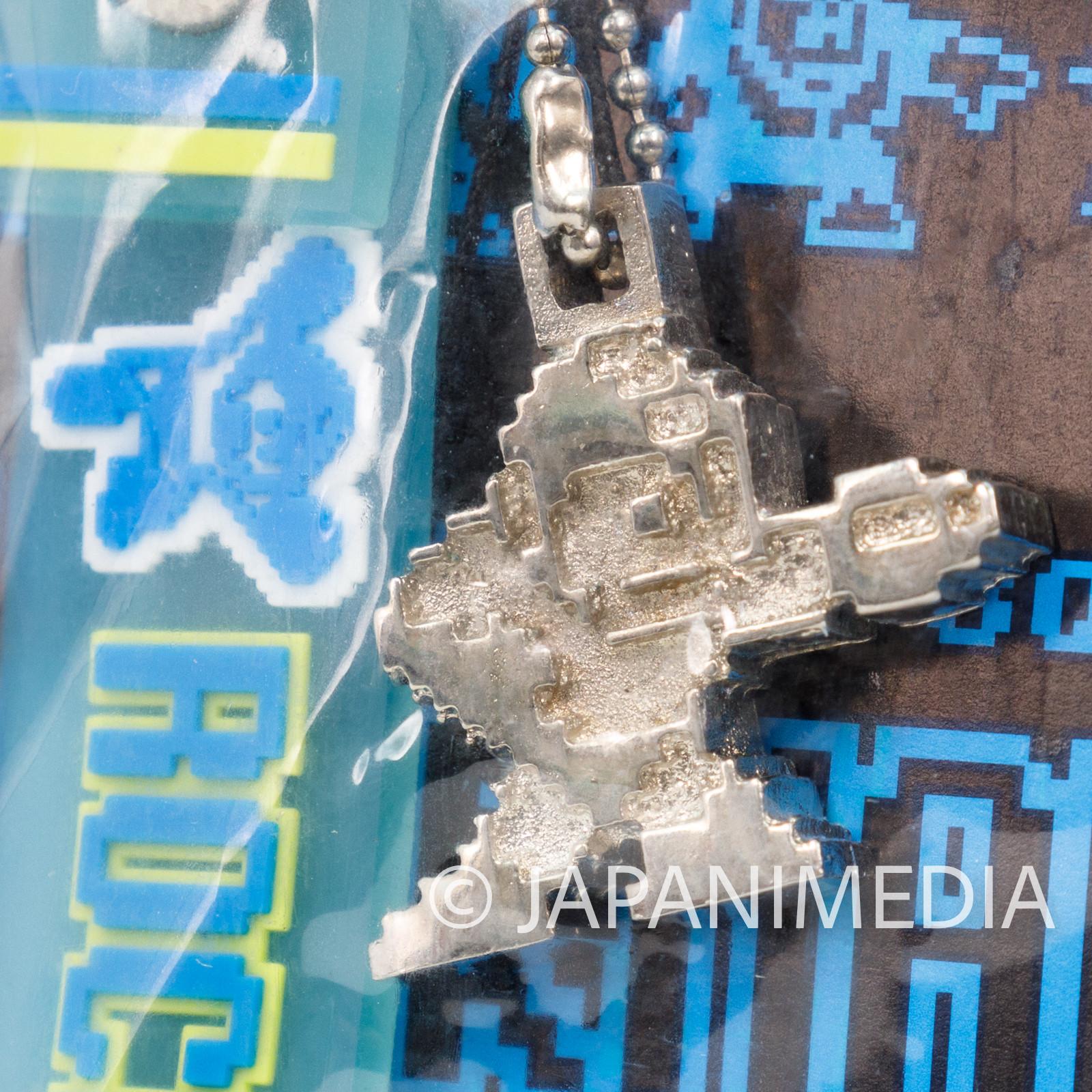 MEGA MAN Rockman Mascot Strap 20th Anniversary JAPAN GAME CAPCOM
