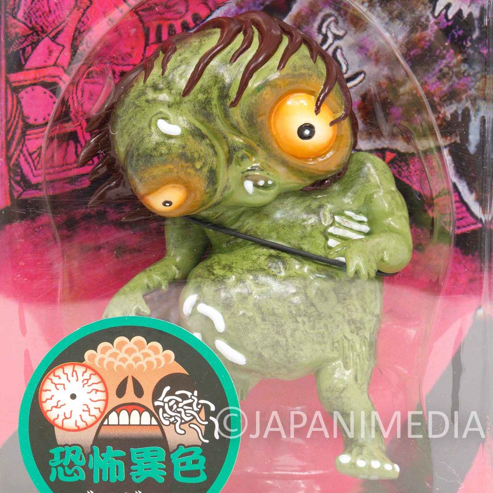 RARE! Jigoku Shoujo Hell Baby Figure Hideshi Hino Planet Toys JAPAN MANGA HORROR 3