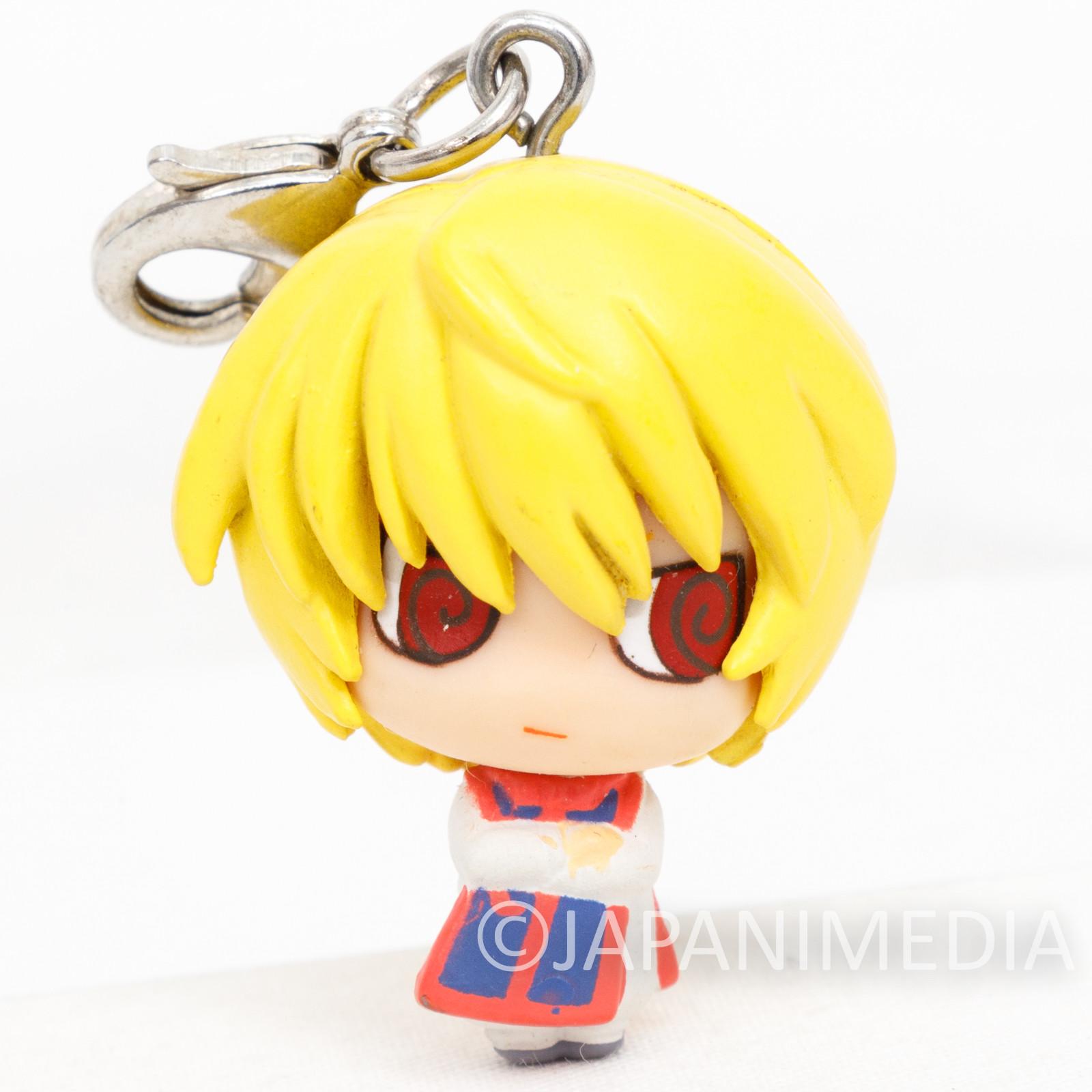 RARE! HUNTER x HUNTER Kurapika Scarlet Eyes Mini Figure Chara Fortune Megahouse 2