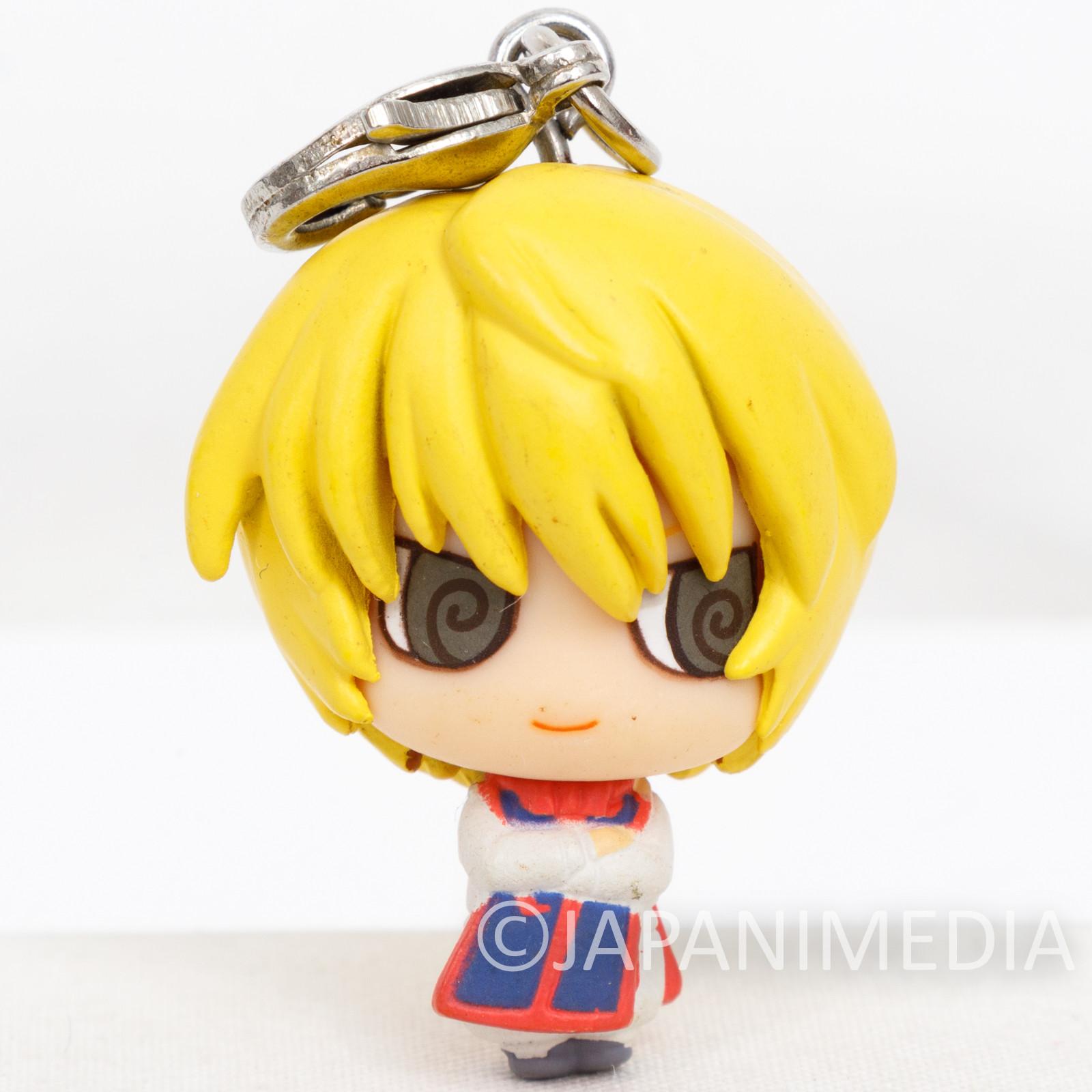 RARE! HUNTER x HUNTER Kurapika Mini Figure Chara Fortune Megahouse JAPAN ANIME 2