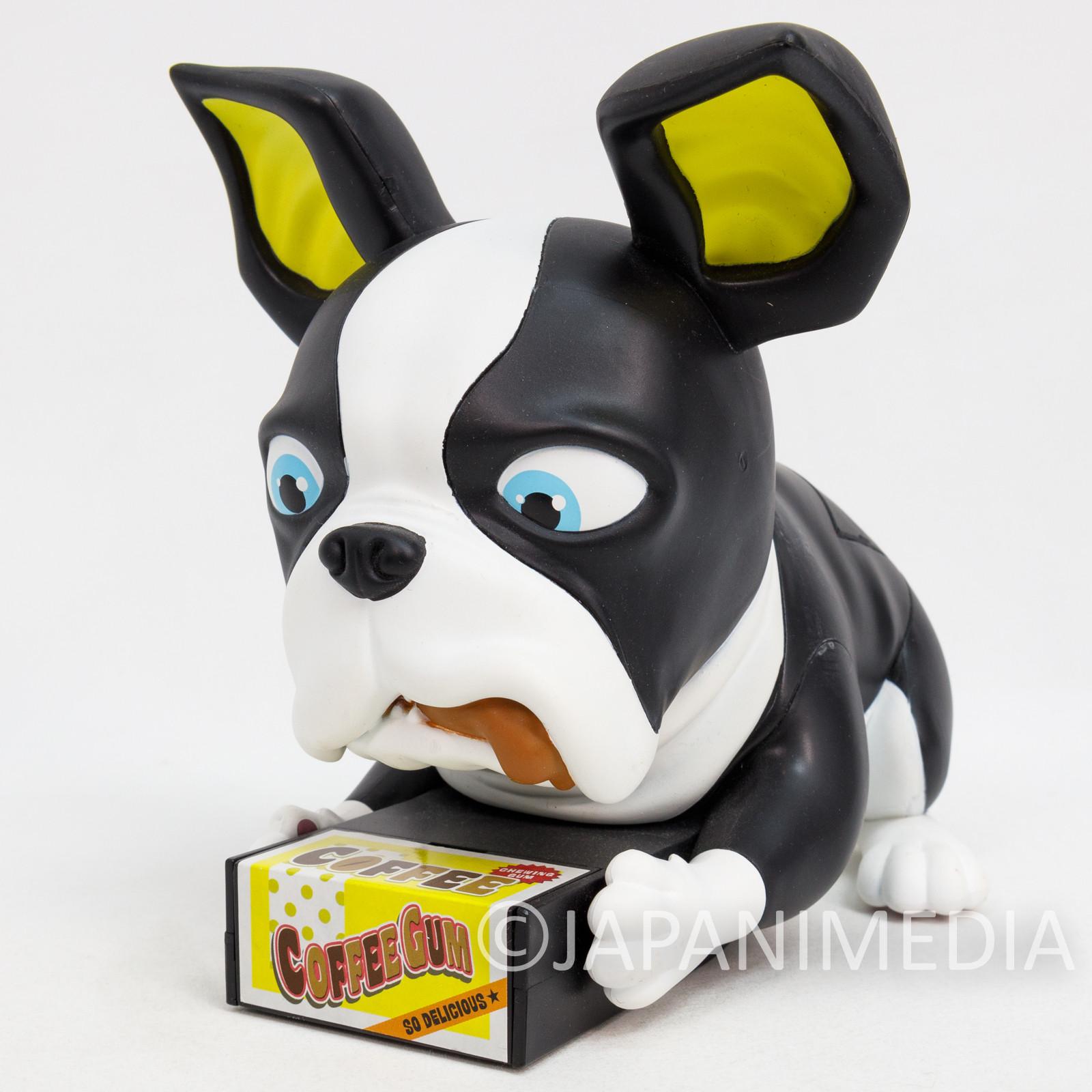 JoJo's Bizarre Adventure Iggy Gum Case Figure JAPAN ANIME
