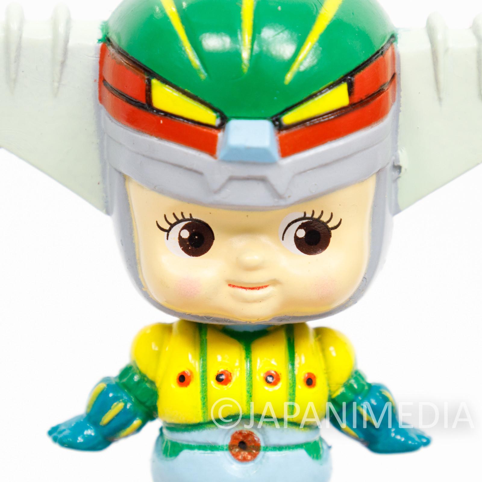 Koutetsu Steal Jeeg mall Bobbin Head Figure Toyfull JAPAN ANIME