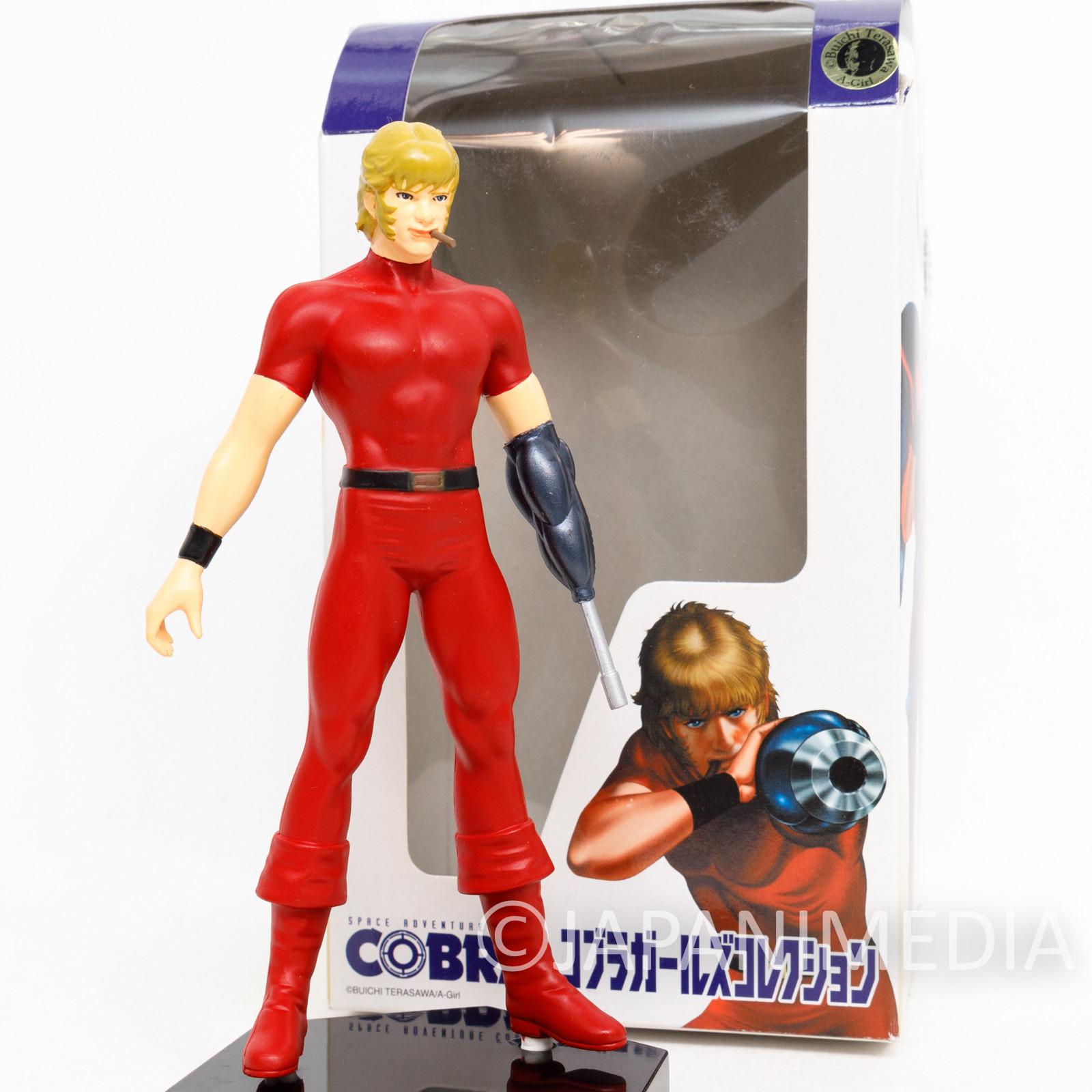 Space Adventure Cobra Figure Collection JAPAN ANIME MANGA