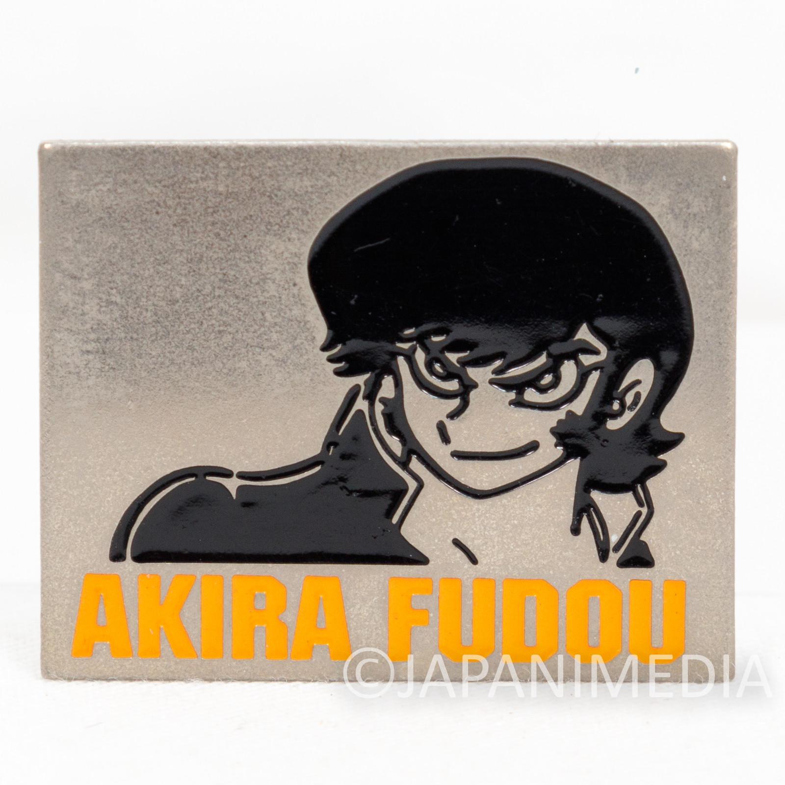 Devilman Akira Fudo Metal Pins JAPAN ANIME MANGA NAGAI GO